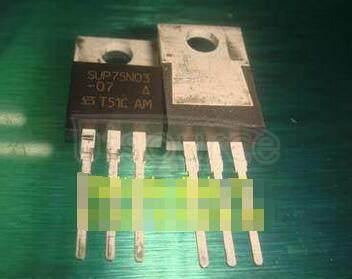 SUP75N03 N-Channel MOSFET