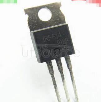 IRF614 2.0A, 250V, 2.0 Ohm,N-Channel Power MOSFET2.0A, 250V, 2.0 Ω,NMOSFET