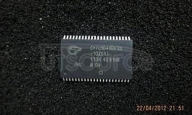 CY7C1041DV33