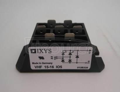 VHF15-16I05 Half   Controlled   Single   Phase   Rectifier   Bridge