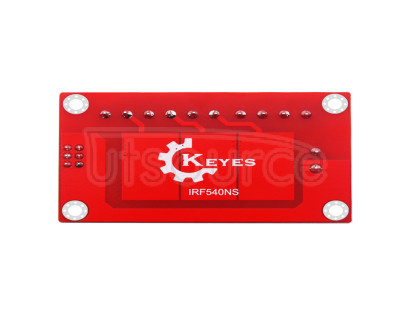 keyestudio 3-Channel IRF540NS Large Current MOS Module For Arduino