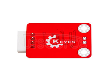 keyes brick MMA8452Q Module Triaxial Digital Acceleration Tilt Sensor With White anti-reverse Interfaces