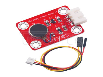 keyes brickVibration Motor Module(Pad holes) With Anti-reverse Interfaces
