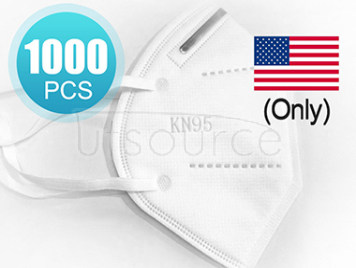 KN95 Masks, Mask (1000 pcs) (U.S.A. region only)