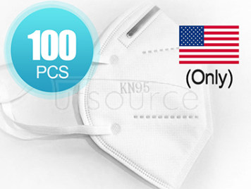 KN95 Masks, Mask (100 pcs) (U.S.A. region only)