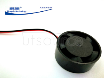 2510hydraulic24V12V9V5VcircularLEDThe notebook25.5*10MMMiniature cooling fan