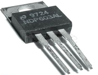 NDP603AL N-Channel Logic Level Enhancement Mode Field Effect Transistor(25A,30V,0.022Ω)NMOS(25A, 30V,0.022Ω)