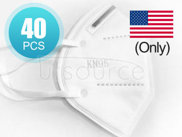 KN95 Masks, Mask (40 pcs) (U.S.A. region only)