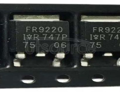 IRFR9220 3.6A, 200V, 1.500 Ohm, P-Channel Power MOSFETs3.6A, 200V, 1.500 Ω, PMOS