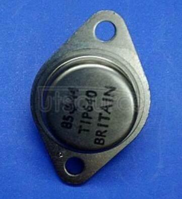 TIP645 PNP DARLINGTON CONNECTED SILICON POWER TRANSISTORS