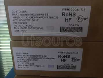 NT5TU32M16FG-BE