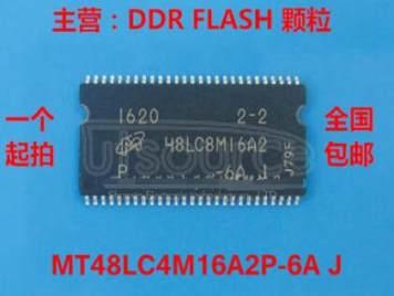 MT48LC4M16A2P-6