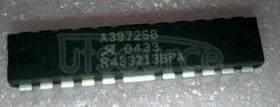 A3972SB Dual DMOS Full-Bridge PWM Microstepping Motor DriverDMOS(50V,±1.5A)