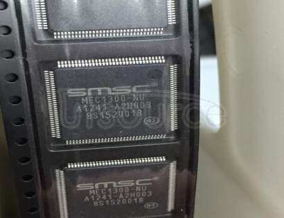 MEC1310-NU IC EMBEDDED CTLR 128TQFP