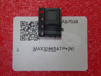 MAX31865ATP+