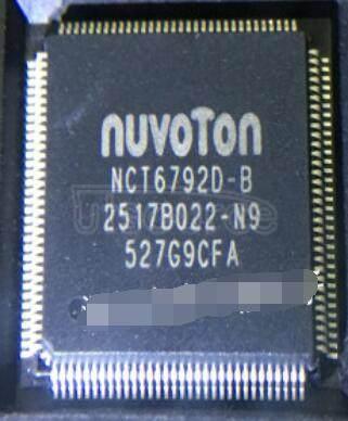 NCT6792D-B IC