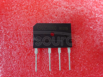 D25XB60 25A 600V