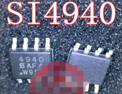 SI4940DY-T1 Dual N-Channel 40-V (D-S) MOSFET