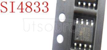 SI4833DY-T1 P-Channel 30-V (D-S) MOSFET with Schottky Diode