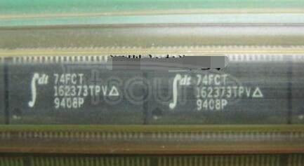 74FCT162373TPV FAST CMOS 16-BIT TRANSPARENT LATCHES