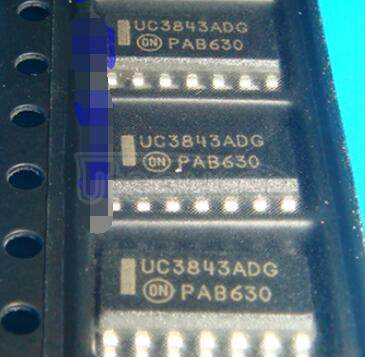UC3843ADG High   Performance   Current   Mode   Controllers