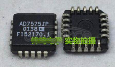 AD7575JP LC2MOS 5 us 8-Bit ADC with Track/Hold