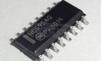 74HC595AG MC74HC595ADR2G HC595AG SOP-16 ON