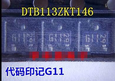 DTB113ZKT146 TRAN DIGIT PNP 50V 500MA SOT-346