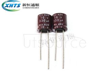 NIPPON CHEML-CON EKZE160ELL331MHB5D DIP Capacitors 16V330UF KZE 8X11.5