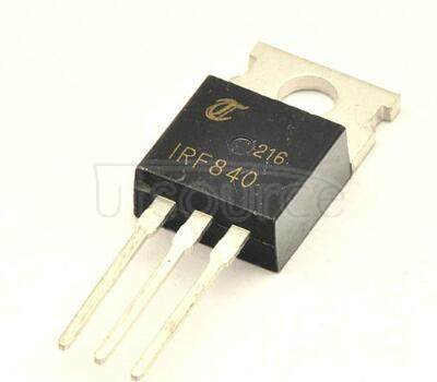 IRF840N Power MOSFET(Vdss=500V, Rds(on)max=0.85ohm, Id=8.0A)