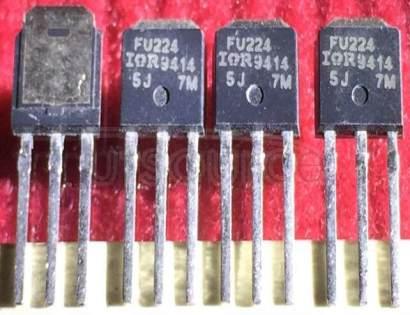 IRFU224 Power MOSFETVdss=250V, Rdson=1.1ohm, Id=3.8A