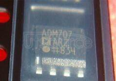 ADM707 Low CostμP Supervisory CircuitsμP