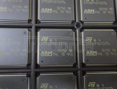 STM32F407ZGT6 (MCU) ARM M4 1024  FLASH  168 Mhz  192kB  SRAM