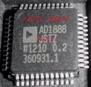AD1888JSTZ AC 97  SoundMAX   Codec
