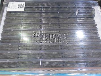 DC3-34P 2X17 2.54mm ISP JTAG