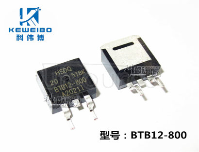 BTB12-800 TO-263