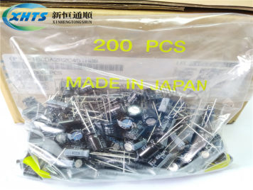 RUBYCON 450BXC2R2MEFC8X11.5 DIP Capacitors 450V2.2UF BXC 8X11.5