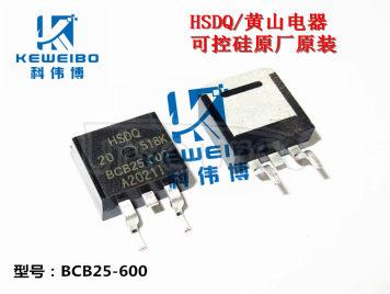 BCB25-600 TO-263