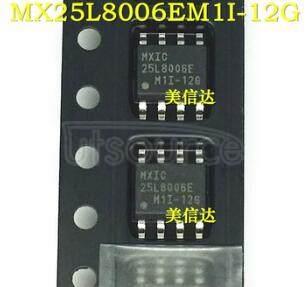 MX25L8006EM1I-12G