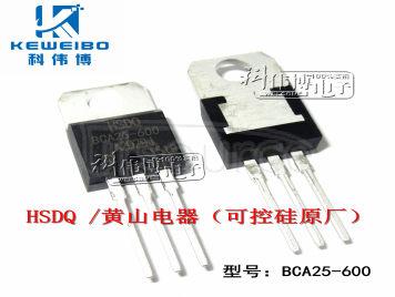 BCA25-600 TO-220