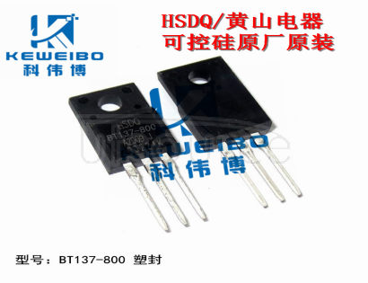 BT137-800 TO-220F