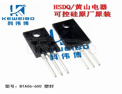 BTA06-600 TO-220F