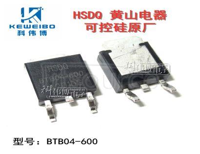 BTB04-600 TO-252