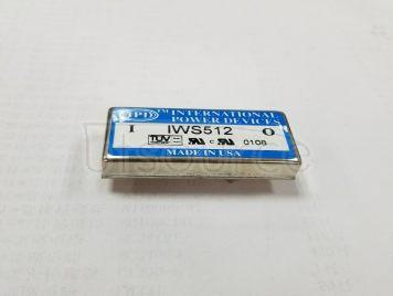 IWS512/DC/DC: 5V-12V-10W