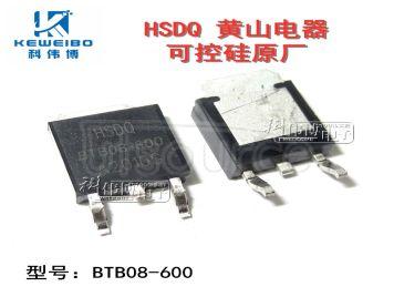 BTB08-600 TO-252
