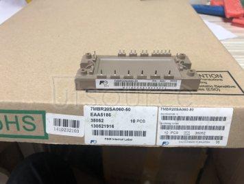 7MBR20SA060-50/20A600V