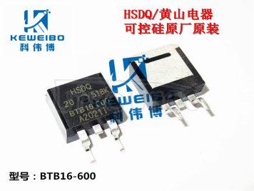 BTB16-600 TO-252