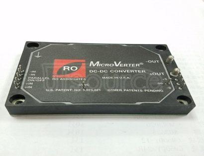UV48-5-S DC to DC Converter