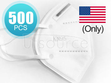 KN95 Masks, Mask (500 pcs) (U.S.A. region only)