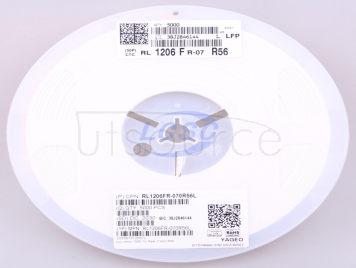 YAGEO RL1206FR-070R56L(50pcs)